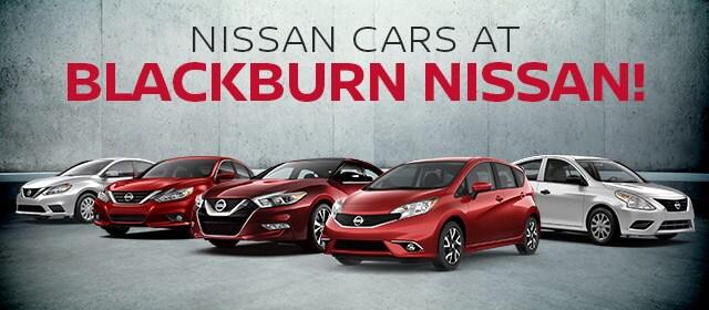Nissan Car Lineup Near Jackson, Mississippi | Blackburn Nissan