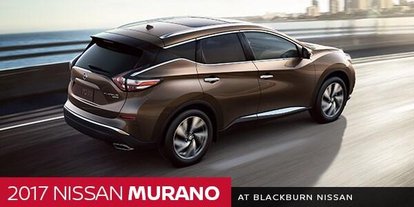 2017 Nissan Murano At Blackburn Nissan