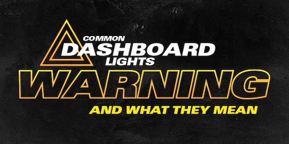 Common Dashboard Warning Lights | Blackburn Nissan