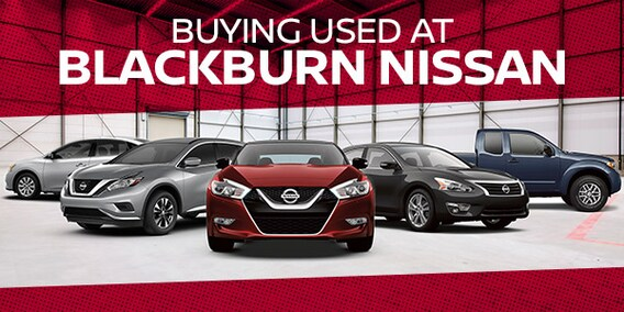Buy Used At Blackburn Nissan Blackburn Nissan
