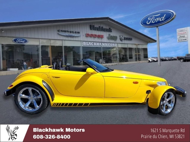 1999 Plymouth Prowler Winter Storage Coupe