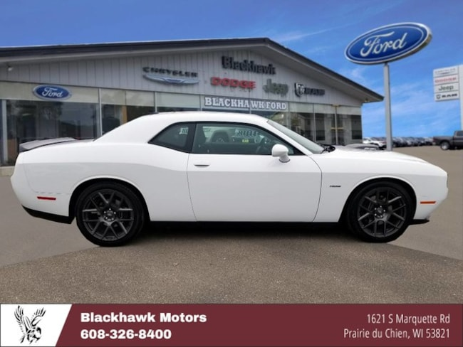 2017 Dodge Challenger R/T Shaker Coupe
