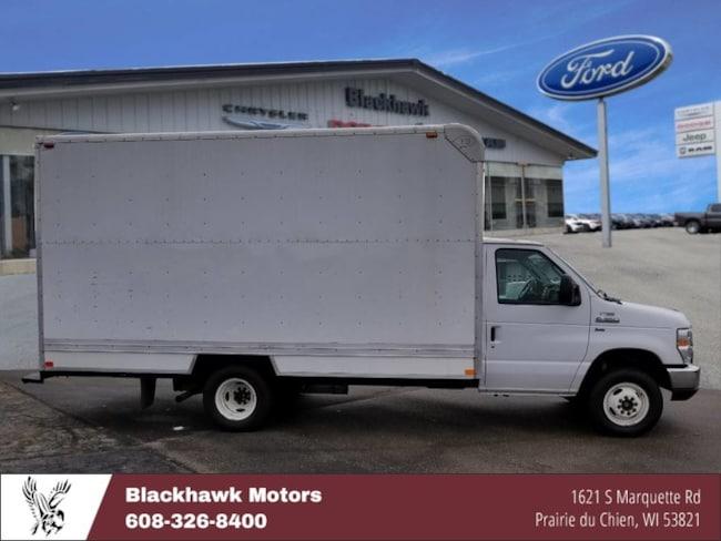 2012 Ford Econoline Box Minivan/Van