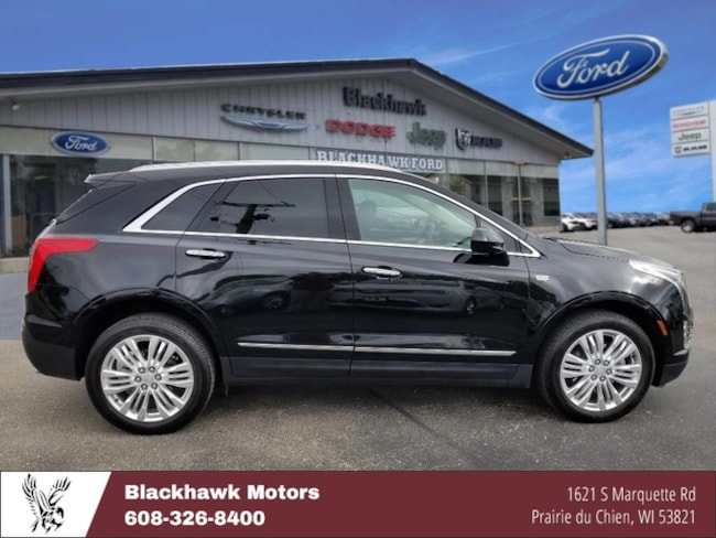 2018 Cadillac XT5 Premium Luxury AWD SUV