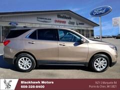 2018 Chevrolet Equinox LT AWD SUV