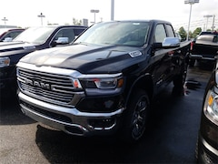 2019 Ram All-New 1500 LARAMIE QUAD CAB 4X4 6'4 BOX Quad Cab
