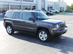 2017 Jeep Patriot LATITUDE FWD Sport Utility