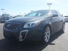 2012 Buick Regal GS Sedan