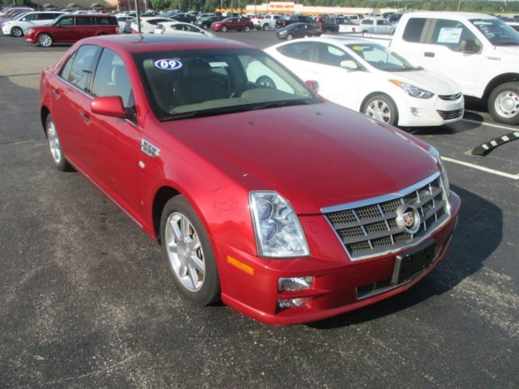 Used 2009 CADILLAC STS For Sale at Baldwin Automotive Group | VIN