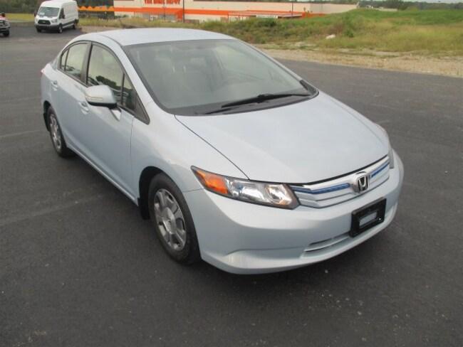 2012 Honda Civic Hybrid Base w/Navi Sedan