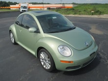 2008 Volkswagen New Beetle S Hatchback