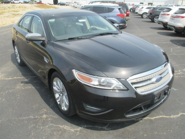 2011 Ford Taurus Limited Sedan