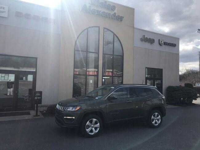 New 2019 Jeep Compass LATITUDE 4X4 For Sale | Hazle Township PA