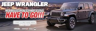 New Jeep Wrangler at Blaise Alexander Chrysler Dodge Jeep Ram of Hazleton