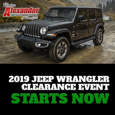 2019 Jeep Wrangler Sell Down
