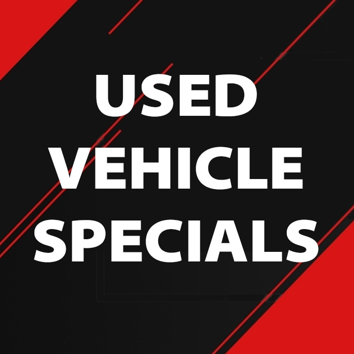End Of Summer Used Specials