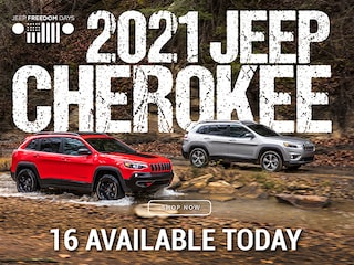 Find Your New Jeep Cherokee at Blaise Alexander in State College, PA