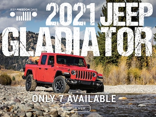 Find Your New Jeep Gladiator at Blaise Alexander in State College PA