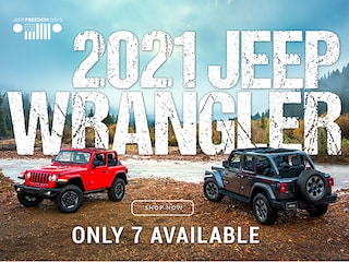 Find Your New Jeep Wrangler at Blaise Alexander in State College, PA