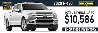 2020 Ford F150 at Blaise Alexander Ford
