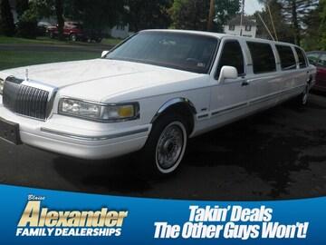 1995 Lincoln Town Car Sedan