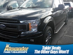 2018 Ford F-150 F150 SC 4X2 SS Truck SuperCab Styleside