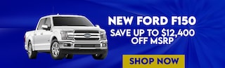 Save up to $12,400 Off MSRP on a New 2020 Ford F-150