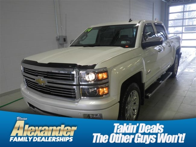High Country Truck >> Used 2014 Chevrolet Silverado 1500 High Country For Sale