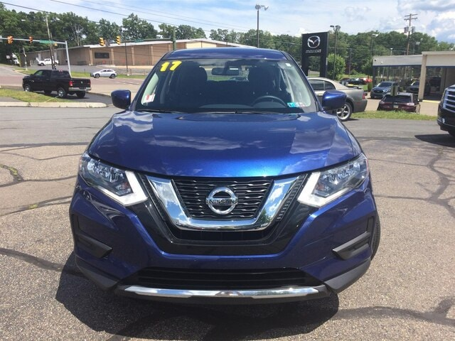 Used 2017 Nissan Rogue For Sale at Blaise Alexander Nissan | VIN