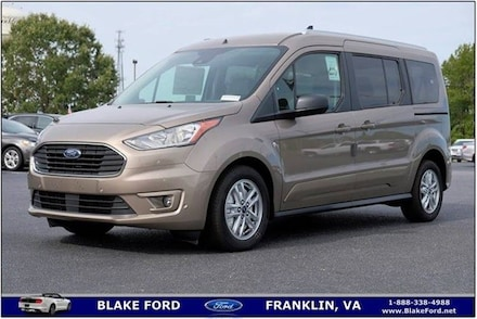 2020 Ford Transit Connect Wagon XLT Commercial-truck