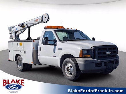 2005 Ford F-350SD XL Cab/Chassis
