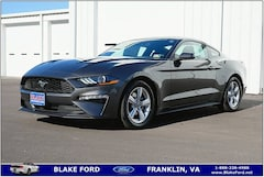2019 Ford Mustang Ecoboost 2dr Fastback Coupe