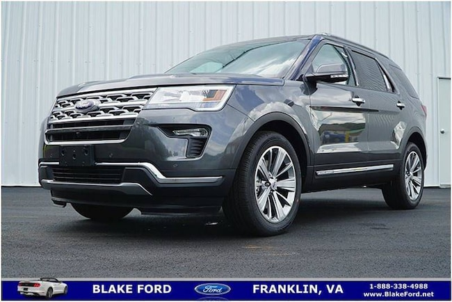 2018 Ford Explorer Limited SUV