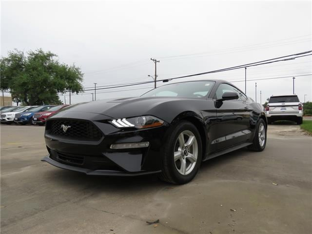 Ford Mustang Lease >> New 2018 Ford Mustang For Sale Lease Beeville Tx Stock J5185684