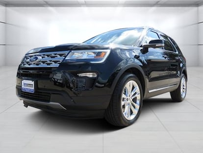 Ford Explorer Lease >> New 2018 Ford Explorer For Sale Lease Beeville Tx Stock Jgc85633