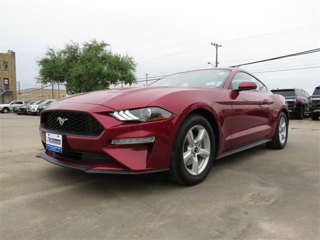 Ford Mustang Lease >> New 2019 Ford Mustang For Sale Lease Beeville Tx Stock K5175300
