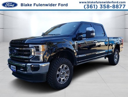 2020 Ford F-250SD King Ranch Truck