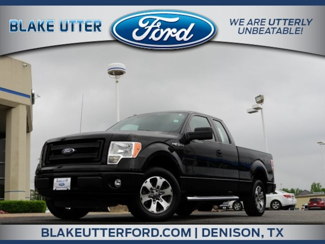 Used 2014 Ford F-150 STX Truck For Sale Denison, TX
