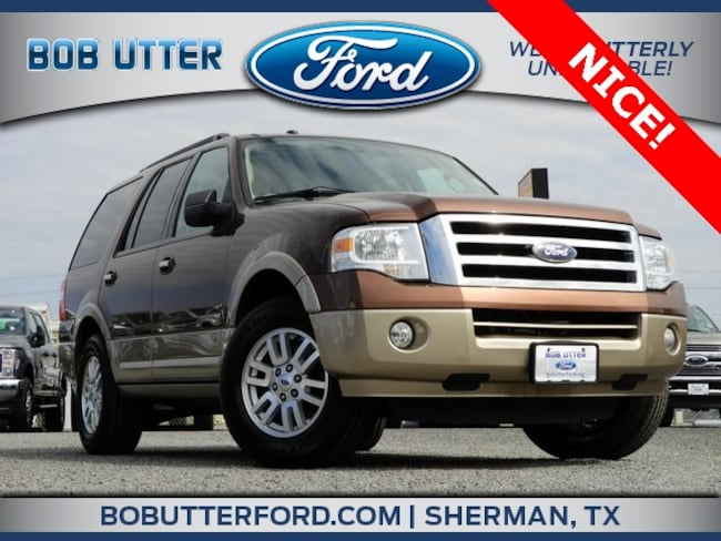 Used 2011 Ford Expedition XLT SUV For Sale Denison, TX