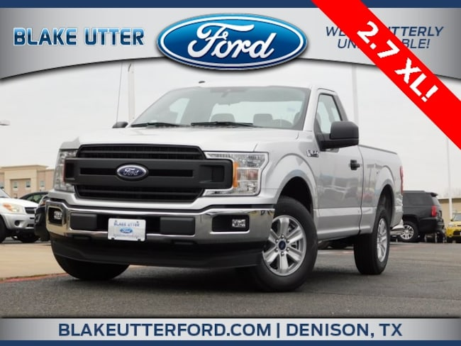 New 2019 Ford F-150 XL Truck For Sale/Lease Denison, TX