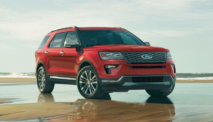 Finance a 2019 Ford Explorer from Blake Utter Ford