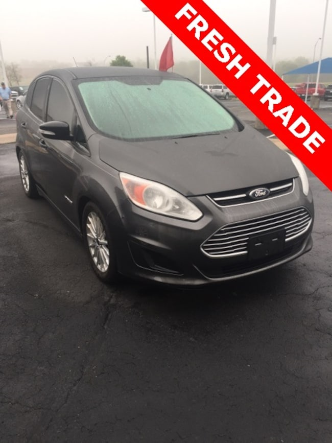 Used 2016 Ford C-Max Hybrid SE Hatchback For Sale Denison, TX