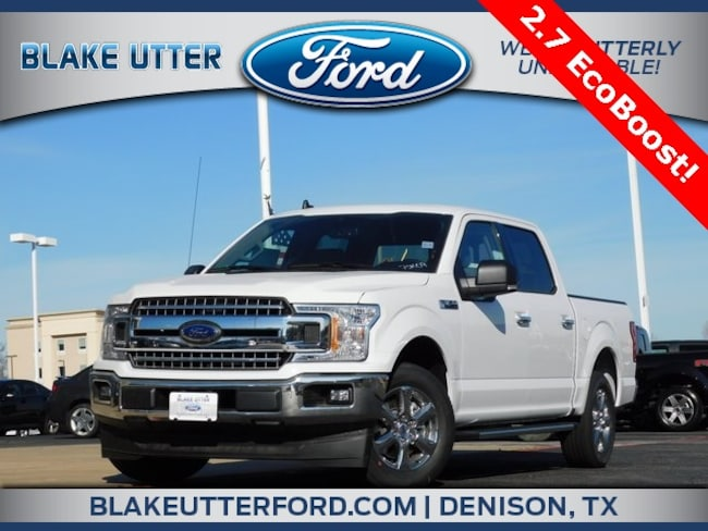New 2019 Ford F-150 XLT Truck For Sale/Lease Denison, TX