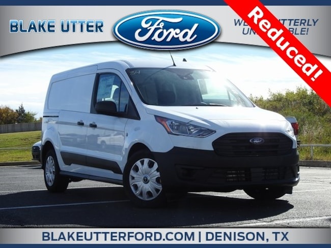 New 2019 Ford Transit Connect XL Minivan/Van For Sale/Lease Sherman TX