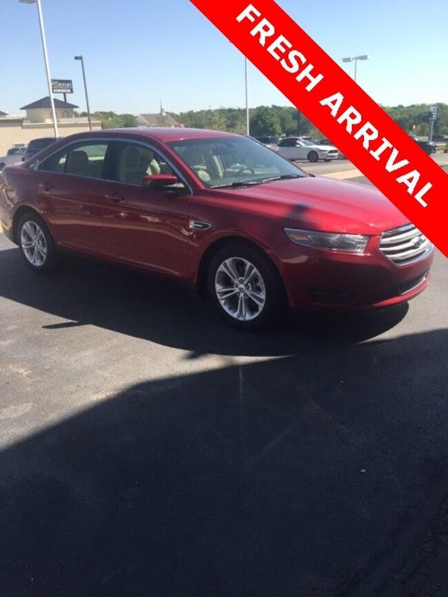 Used 2013 Ford Taurus SEL Sedan For Sale Denison, TX