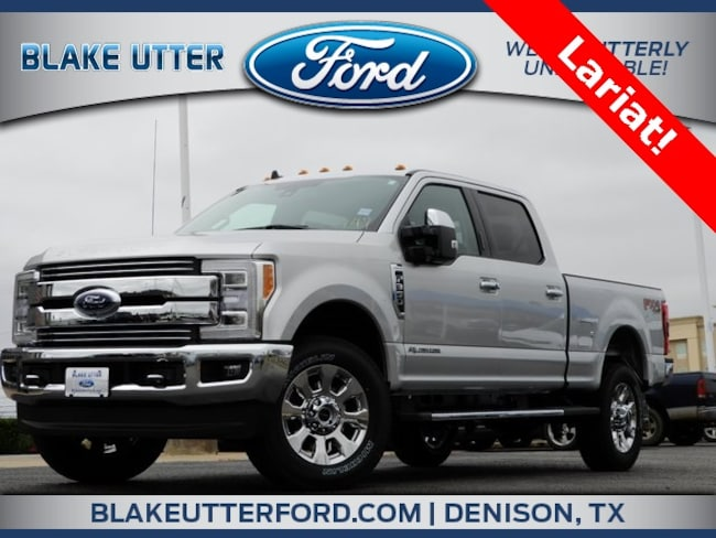 New 2019 Ford F-350 Lariat Truck For Sale/Lease Sherman TX
