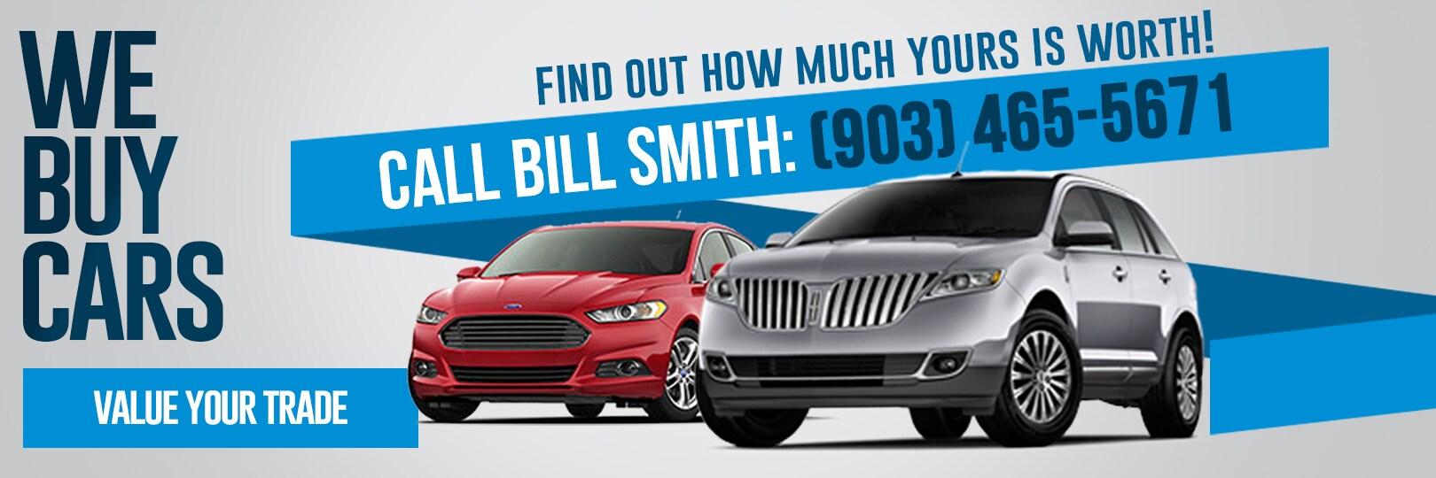 New & Used Ford Dealer | Blake Utter Ford | Denison, TX