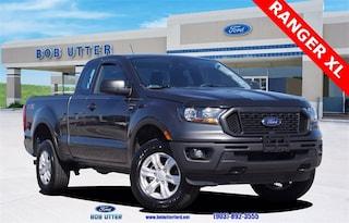 New 2020 Ford Ranger XL Truck For Sale Denison TX