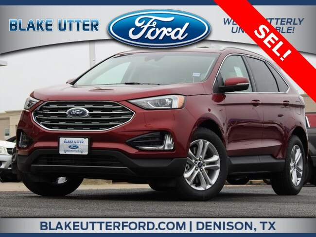 New 2019 Ford Edge SEL SUV For Sale/Lease Sherman TX