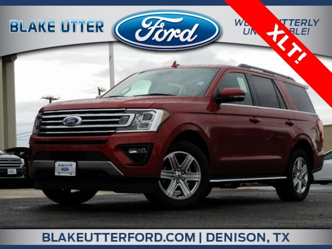 New 2019 Ford Expedition XLT SUV For Sale/Lease Sherman TX